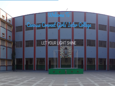 Canossa Convent Girls Intermediate College Faizabad