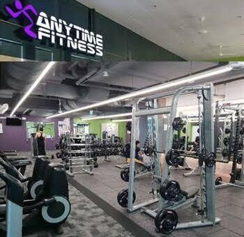 Anytime Fitness Lucknow